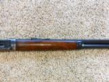 Winchester Model 1894 Take Down Rifle In 32 Winchester Special - 6 of 12