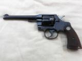 Colt 1931 Official Police In 22 Long Rifle With Factory Letter - 3 of 12