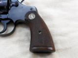 Colt 1931 Official Police In 22 Long Rifle With Factory Letter - 11 of 12