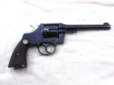 Colt 1931 Official Police In 22 Long Rifle With Factory Letter - 4 of 12