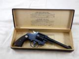 Colt 1931 Official Police In 22 Long Rifle With Factory Letter - 2 of 12