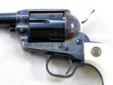 Colt Sheriffs Model Single Action Army With Custom Shop Ivory Grips First Year Production - 3 of 12