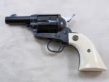 Colt Sheriffs Model Single Action Army With Custom Shop Ivory Grips First Year Production - 2 of 12