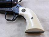 Colt Sheriffs Model Single Action Army With Custom Shop Ivory Grips First Year Production - 7 of 12