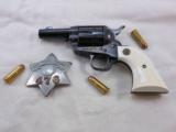 Colt Sheriffs Model Single Action Army With Custom Shop Ivory Grips First Year Production - 1 of 12
