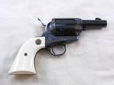 Colt Sheriffs Model Single Action Army With Custom Shop Ivory Grips First Year Production - 4 of 12