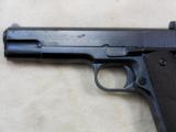 Colt Ace 22 Long Rifle 1937 Production - 4 of 7