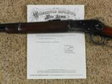 Winchester Model 1892 S.R.C. in 25-20 W.C.F. With Factory Letter - 1 of 11