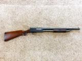 J. Stevens Model 520-30 Riot Shotgun U.S. Property Marked
