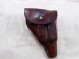 Original Nazi Party Leaders Holster For The Walther PPK