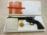 Colt Single Action Army In 44 Special New In Box 1979 Production - 2 of 14