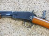 Rare Winchester 1890 Rifle In 22 Long Rifle - 5 of 21