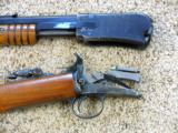 Rare Winchester 1890 Rifle In 22 Long Rifle - 10 of 21