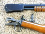 Rare Winchester 1890 Rifle In 22 Long Rifle - 9 of 21