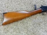 Rare Winchester 1890 Rifle In 22 Long Rifle - 4 of 21