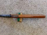 Rare Winchester 1890 Rifle In 22 Long Rifle - 7 of 21