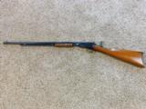 Rare Winchester 1890 Rifle In 22 Long Rifle