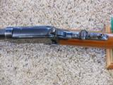 Rare Winchester 1890 Rifle In 22 Long Rifle - 13 of 21