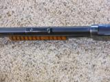 Rare Winchester 1890 Rifle In 22 Long Rifle - 12 of 21