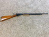 Rare Winchester 1890 Rifle In 22 Long Rifle - 2 of 21