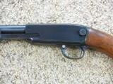 Winchester Model 61 Pump 22 With Grooved Top - 8 of 12
