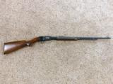 Winchester Model 61 Pump 22 With Grooved Top - 1 of 12