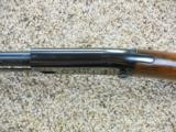 Winchester Model 61 Pump 22 With Grooved Top - 4 of 12