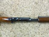 Winchester Model 61 Pump 22 With Grooved Top - 5 of 12