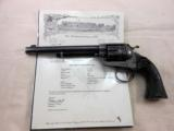 Colt S.A.A. In Rare 38 Colt Shipped to England In 1910 - 1 of 15
