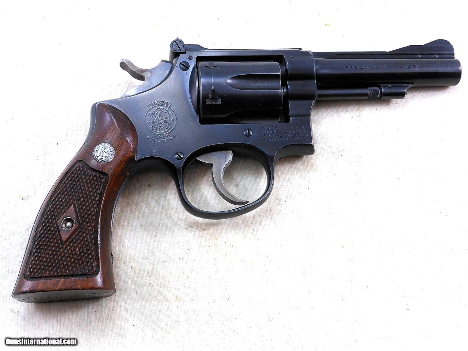 Hookup a smith and wesson revolver by serial number