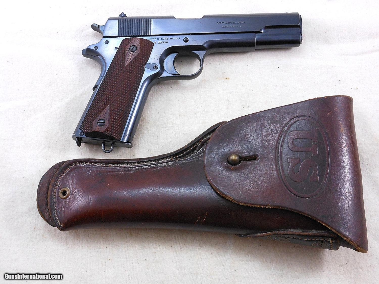 colt 1911 dating Evolution of the 1911 in pictures the evolution of the 1911 started in 1898 with the pistol that became the colt  the 1911 the 1909 had the familiar single link.