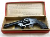 S&W New Departure With Original Box In 38 S&W - 1 of 13