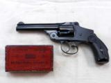 S&W New Departure With Original Box In 38 S&W - 2 of 13