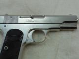 Colt Model 1903 Pocket Hammerless In Factory Nickel Finish - 7 of 10