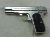 Colt Model 1903 Pocket Hammerless In Factory Nickel Finish - 2 of 10