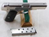 Colt Model 1903 Pocket Hammerless In Factory Nickel Finish - 6 of 10