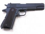 Colt Model 1911 A1 Military 1942 Production With Matching Slide - 2 of 11