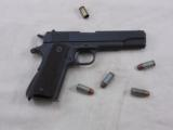 Colt Model 1911 A1 Military 1942 Production With Matching Slide - 1 of 11