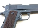 Colt Model 1911 A1 Military 1942 Production With Matching Slide - 9 of 11