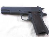 Colt Model 1911 A1 Military 1942 Production With Matching Slide - 3 of 11