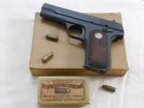 Colt 1903 Military WW2 Lend Lease to England