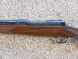 Winchester Model 70 Standard Grade In 270 W.C.F. 1954 Production - 4 of 8