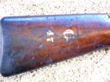 Canadian Model 1905 Ross Straight Pull Rifle In 303 British - 7 of 9