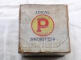 Peters Cartridge Co. Ideal 10 Ga. Blue Teal Two Piece Box - 4 of 4