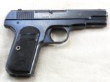 Colt Model 1903 Pocket Hammerless 1920 Production With Reproduction Box - 5 of 11