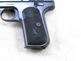Colt Model 1903 Pocket Hammerless 1920 Production With Reproduction Box - 7 of 11