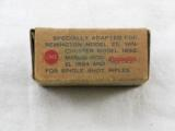 Remington U.M.C. 32 Winchester Marlin And Remington Boxed Ammunition - 2 of 4