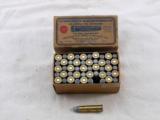 Remington U.M.C. 32 Winchester Marlin And Remington Boxed Ammunition - 4 of 4
