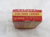 Savage Arms Co. 250.3000 Savage Box With Indian Head - 3 of 4