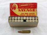 Savage Arms Co. 250.3000 Savage Box With Indian Head - 4 of 4
